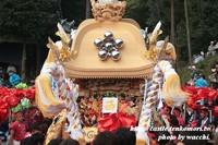 『西蒲田』屋台~蒲田神社~