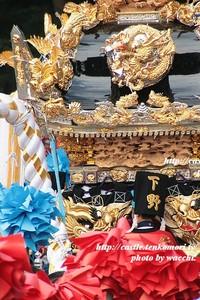 『下野』屋台~蒲田神社~