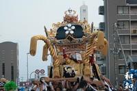 『矢倉東』屋台~英賀神社~