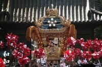 『中浜』屋台~英賀神社~ 2009/10/24 20:06:13