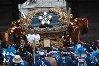 『山崎』屋台~英賀神社~ 2009/10/24 20:18:57