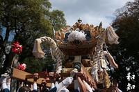 『宮西』屋台~英賀神社~ 2009/10/25 00:02:58