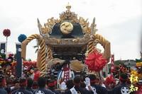 『大江島』屋台~魚吹八幡宮~ 2009/10/27 17:21:43