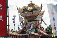 『平松』屋台~魚吹八幡神社~ 2009/10/27 17:33:46
