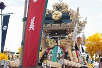 『天満』屋台~魚吹八幡神社~ 2009/10/27 18:11:03