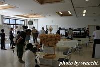 妻鹿屋台漆塗り完成お披露目 2010/09/25 15:38:38