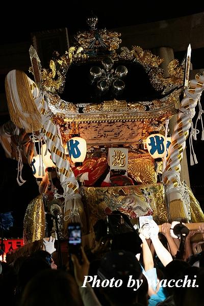 恵美酒宮天満神社平成22年度秋季例大祭