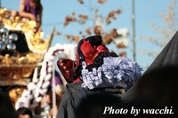 濱の宮天満宮平成22年度秋季例大祭(本宮)