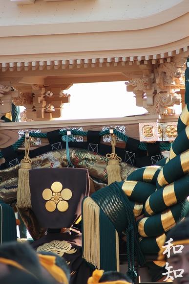 濱の宮天満宮平成23年度秋季例大祭(宵宮)