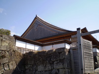篠山城跡~兵庫の城跡~