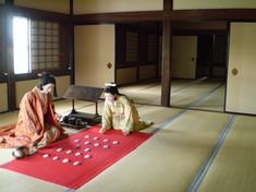千姫化粧櫓内