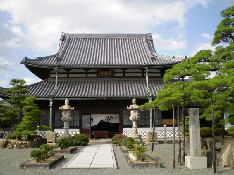 花岳寺本堂