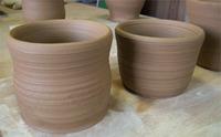 姫路の工房で、陶芸!!