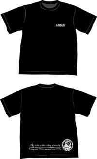 2代目caucauテニスサークルTシャツデザインが決定!