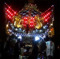 曽根天満宮 播州秋祭り 2011 秋季例大祭 高砂市へ