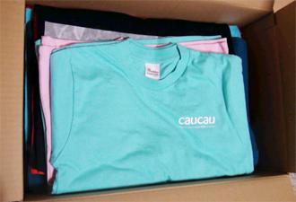 テニスサークルTシャツ