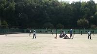 姫路飾磨!2011浜の宮天満宮秋祭り!今日のテニス練習!