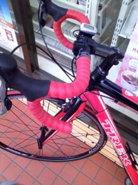 恒例の自転車点検!