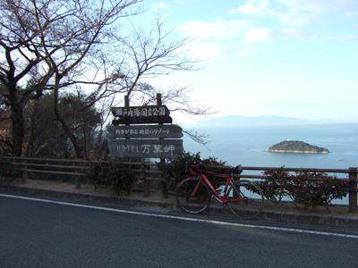 七曲+万葉岬×1、高取峠×2 走ってきました・・・