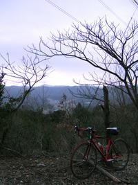 今日も朝から宝台山に行きました