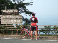 朝から道の駅御津と万葉岬へ行ってきました