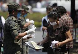 豚インフルエンザ感染者が国内に?