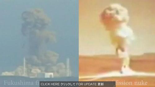 やはり福島で核爆発が起きていた。