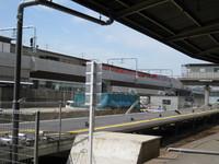 姫路駅 姫新線 地上ホーム跡