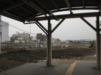姫路駅 播但線地上ホームの今