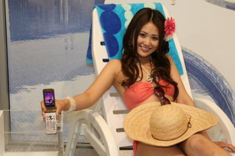 Softbank携帯の夏モデルのすごさを伝える術