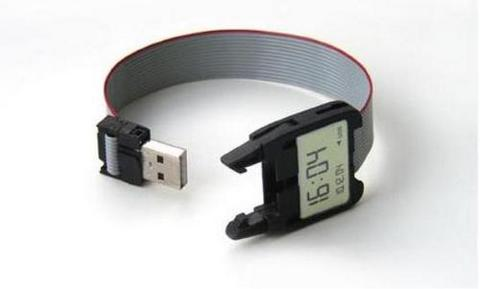USB腕時計