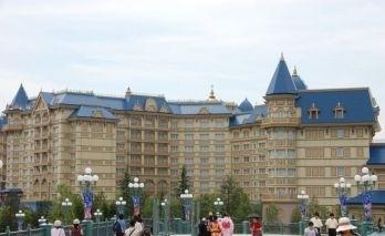 夢のホテル ディズニーランドホテル