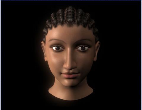 絶世美女クレオパトラ