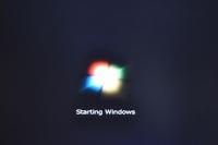 Windows7発進、ですが…
