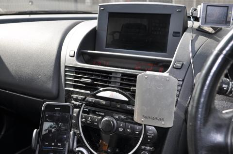 iPhone車載用のホルダー&アーム購入