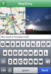iPhone Ds App日記【20090308-09】