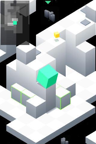 """高速3Dメイズパズル""""Edge""""リリース"""
