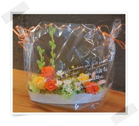 「HKハウス 江井島Ⅲの家」 引渡し式のお花