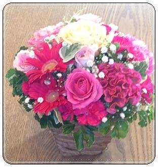 BINO大窪の家 お花