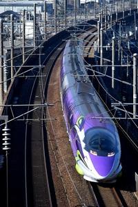 「500 TYPE EVA」ツアー専用団体臨時列車が運行!