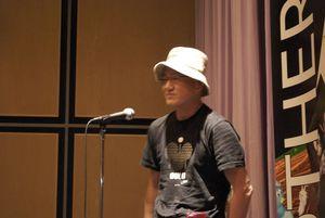 2009映画祭日記①:スタッフセレクション来場監督の皆様!