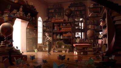 皆で楽しむ世界のアートアニメーション