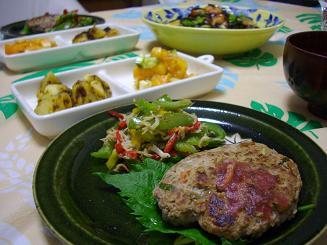 夏野菜★ディナー