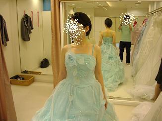 衣装選び②