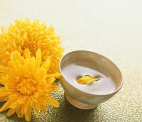 菊は日本の秋を象徴する花