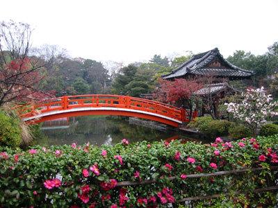 祇園祭のルーツ・・・神泉苑