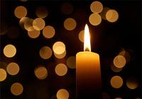 鎮魂の明かり