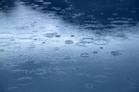 雨の日は、雨を楽しむ。