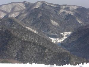 播磨のスキー場