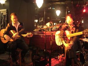 フラメンコ・ギター・ライブ